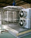 Máquina de congelação rápida espiral de IQF para o gelado de congelação de explosão