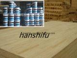 Colle en bois assurément de laminage de placage de qualité et de quantité