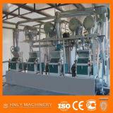Máquina pequena do moinho de farinha do trigo da mini planta do baixo custo