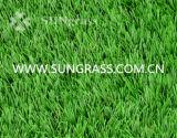 柔らかい景色の人工的な草(SUNQ-HY00132)