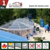 Kundenspezifisches Mischung Multi-Seiten Zelt mit Glaswänden