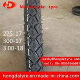 Großhandelsmotorrad-Gummireifen-schlauchlose Reifen-Größe 300-18 300-17 des shandong-Fabrik-Oberseite-Marken-Motorrad-Reifen-275-17