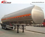 Nahrungsmittelgrad-Tanker-halb Schlussteil mit Edelstahl-Material