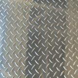 1050 1060 1100 3003 5052 5つの棒アルミニウム踏面の版