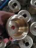 Peças de giro fazendo à máquina do forjamento de bronze