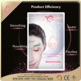 Le massage facial en soie normal de la vente en gros 100% masque le masque de massage facial de fibroïne