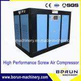Luft abgekühlter schraubenartiger Luftverdichter