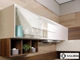 Armadio da cucina di legno dell'hotel dell'isola domestica moderna della mobilia