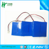 bloco da bateria de 12.8V 1400mAh LiFePO4