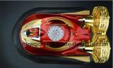 Barco aerodeslizador agua multifuncional R / C Radio Control de la Tierra con motor doble