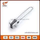 Abrazaderas reforzadas fibra de vidrio resistente ULTRAVIOLETA del ancla y de la suspensión del polímero