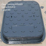 顧客の要求の鋳鉄のマンホールカバー価格による表面パターンデザイン