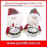 Fábrica de la Navidad del producto de la botella de la Navidad de la decoración de la Navidad (ZY14Y30-1-2) los propios diseño