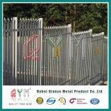Palisade di obbligazione che recinta/Palisade d'acciaio di alta qualità che recinta i prezzi