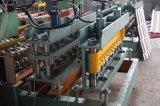 Metal de folha da camada dobro que dá forma à maquinaria