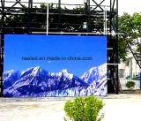 Nse fundición a presión de magnesio Gabinete 2022 al aire libre Alquiler exhibición de LED de la etapa del módulo de pantalla P5.95 P3.9 P4.8