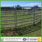 Painéis de jarda de gado portátil galvanizado baratos / Painéis de gado / painéis de ovelhas