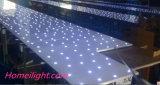 /Stage 훈장 또는 당을 Wedding를 위한 대중적인 LED 별빛 지면 LED 반짝반짝 빛나는 지면 LED 12FT*12FT