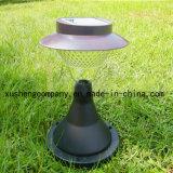 24LED - Weißes/gelbes Licht-Tisch-Lampe