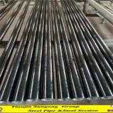 Conduttura d'acciaio rivestita galvanizzata saldata della plastica esterna