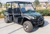 2017 nuevo diseño 4WD 4-Seat 5kw UTV eléctrico