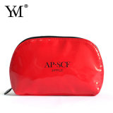2016 New Products Waterproof Cute Red Small Cosmetic Bag