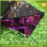 Hoja de acero de alta calidad del espejo del color inoxidable 304 placa decorativa para la Construcción
