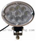 27W ovale DEL Work Light, DEL hors de Road Light, CREE DEL Work Light DEL Spot Light