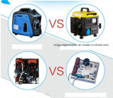 Generatore monofase standard dell'invertitore della benzina 4-Stroke di CA con Ce, EPA, approvazione di PSE