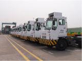 Sinotruk Hova 4X2 65tonsのターミナルトラクターのトラック