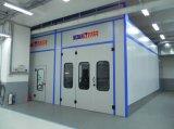 Do fornecedor superior da cabine da pintura de China cabine barata da pintura de pulverizador