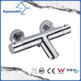 Chromed латунь ванной комнаты Анти--Ошпаривает термостатический Faucet ливня (AF3251-7)