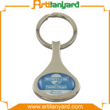 Custom Cheap Metal Fabrication Keychain