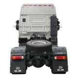 Scania에 경쟁 직업적인 공급 380HP Hongyan Iveco Genlyon 6X4 트랙터 트럭