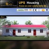Casa móvel Prefab de montagem fácil com ISO Certificated