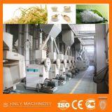 Автоматическая мельница риса европейского стандарта