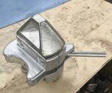 Drehschloß heißes BAD galvanisierte geschmiedeten Stahlbehälter-Torsion-Verschluss