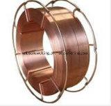 Cilindro, fio de soldadura plástico do carretel, fio de soldadura do carretel do metal