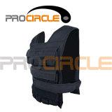 Maglia registrabile del peso di addestramento di forma fisica di Crossfit (PC-WV1001)