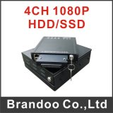 3G/4G Full HD 4CH 1080P Car DVR