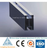 Profil en aluminium d'extrusion d'usine de la Chine de bâti de panneau solaire