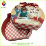 Preciosa impresión personalizada de la torta de regalos / Bread Box
