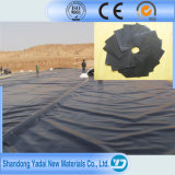 HDPE Geomembrane para los proyectos de la charca o del terraplén