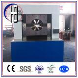 Máquina de friso da estaca automática de alta pressão do fio do elógio da mangueira