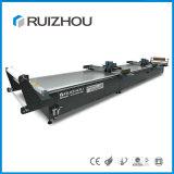 CNC van de Massaproduktie van Ruizhou de Scherpe Machine van de Doek met dubbel-Hoofd