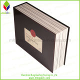 2016 новое Design Paper Packaging Folding Wine Box с Magnet