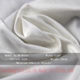 Tissu de coton de satin de Spandex pour le vêtement d'enfants d'usure de travail de chemise