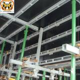 Apoyo telescópico resistente ajustable del acero del apuntalamiento del poste del andamio de la construcción del encofrado