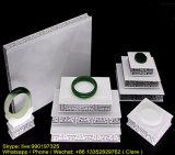 Présentoir acrylique bon marché personnalisé de bijou