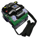 Encoladora de fibra óptica automática de la fusión de FTTH